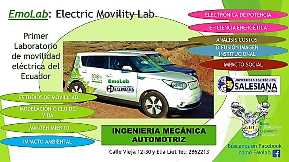 Proyecto Movilidad Verde